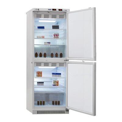 Холодильник фармацевтический двухкамерный хфд 280 позис